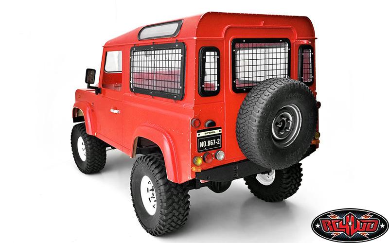 RC4WD nouveauté pour les hilux, Cruiser et Defender VVV-C0115-8