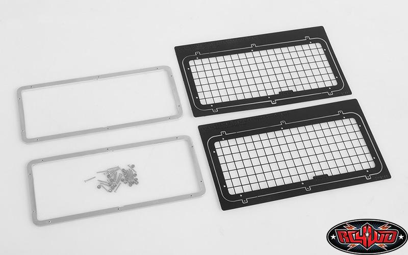 RC4WD nouveauté pour les hilux, Cruiser et Defender VVV-C0121-4