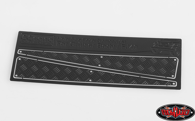 RC4WD nouveauté pour les hilux, Cruiser et Defender VVV-C0129-1