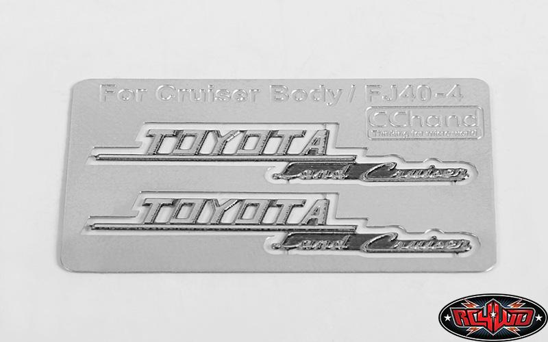 RC4WD nouveauté pour les hilux, Cruiser et Defender VVV-C0133-1