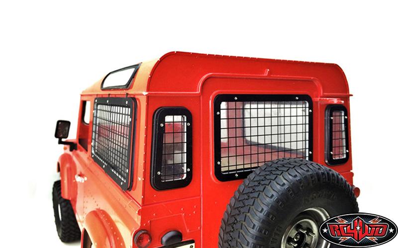 RC4WD nouveauté pour les hilux, Cruiser et Defender VVV-C0122-5
