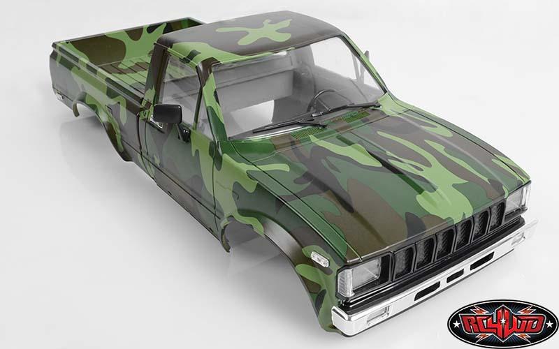 [nouveauté] RC4WD Mojave II body CAMO Z-B0090-1