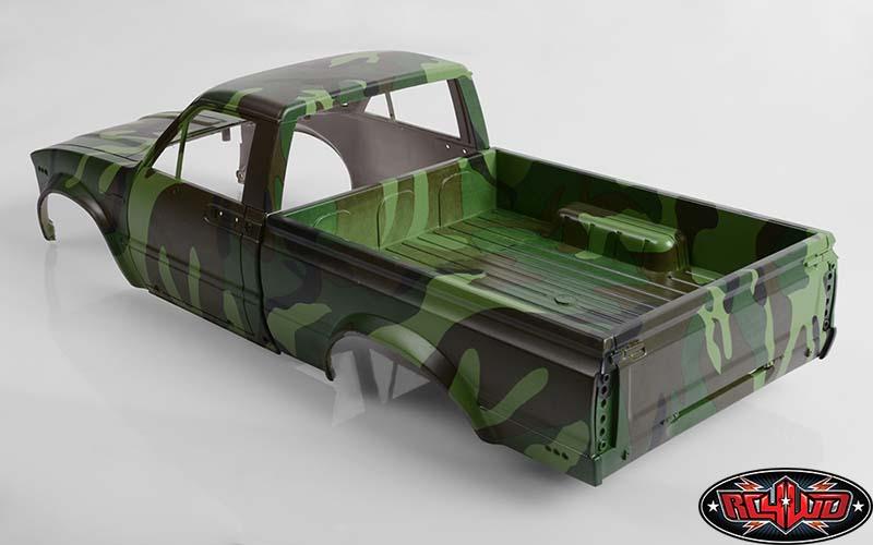 [nouveauté] RC4WD Mojave II body CAMO Z-B0090-3