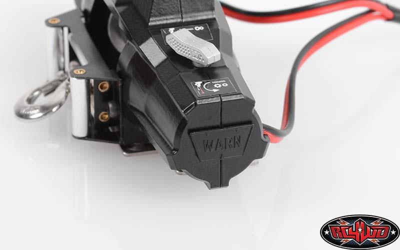 [nouveauté] RC4WD 1/8 Warn Zeon 10 Winch Z-E0069-6