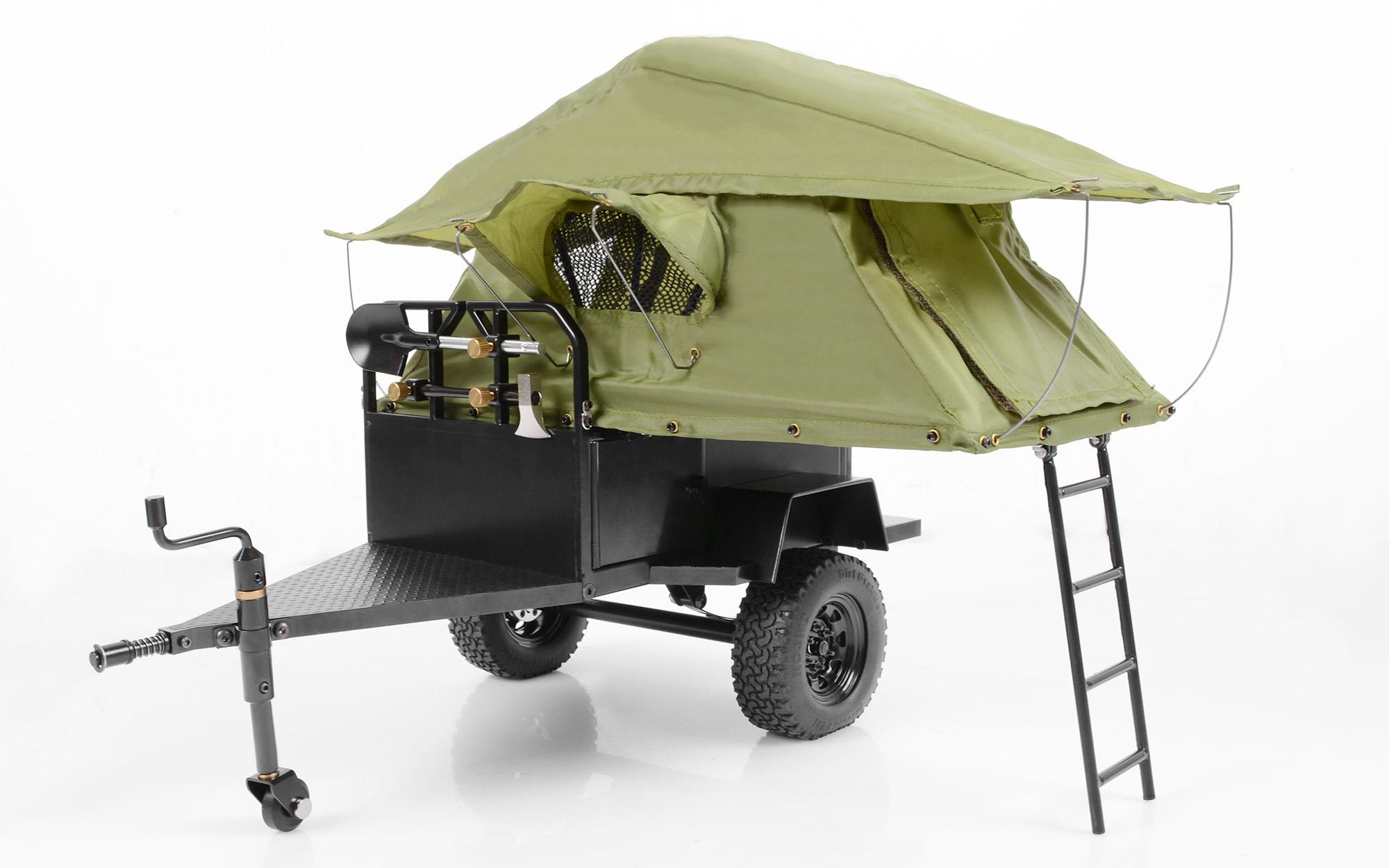 [nouveauté] RC4WD Bivouac 1/10 Camping Trailer Tent Z-H0007-1