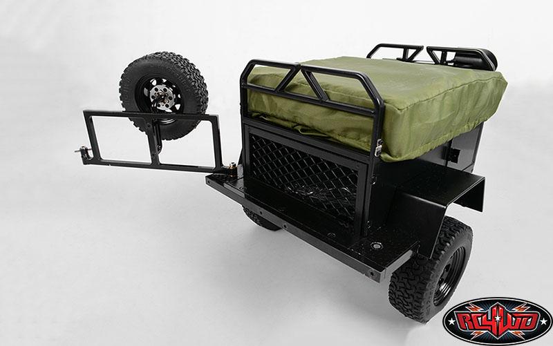 [nouveauté] RC4WD Bivouac 1/10 Camping Trailer Tent Z-H0007-9
