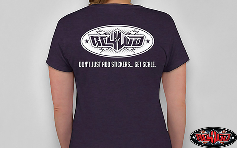 [nouveauté] RC4WD Eat, Sleep, Scale, T-Shirt Z-L0088-2