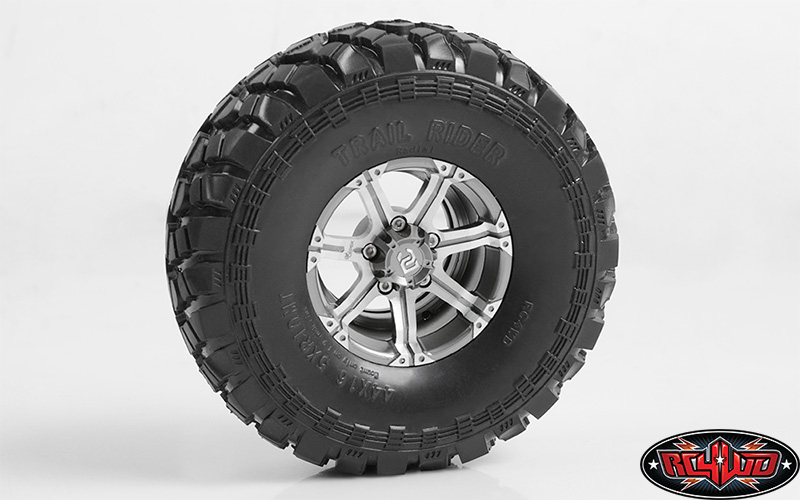 [nouveauté] RC4WD Trail Rider 1.9″ Offroad Scale Tires Z-T0136-4
