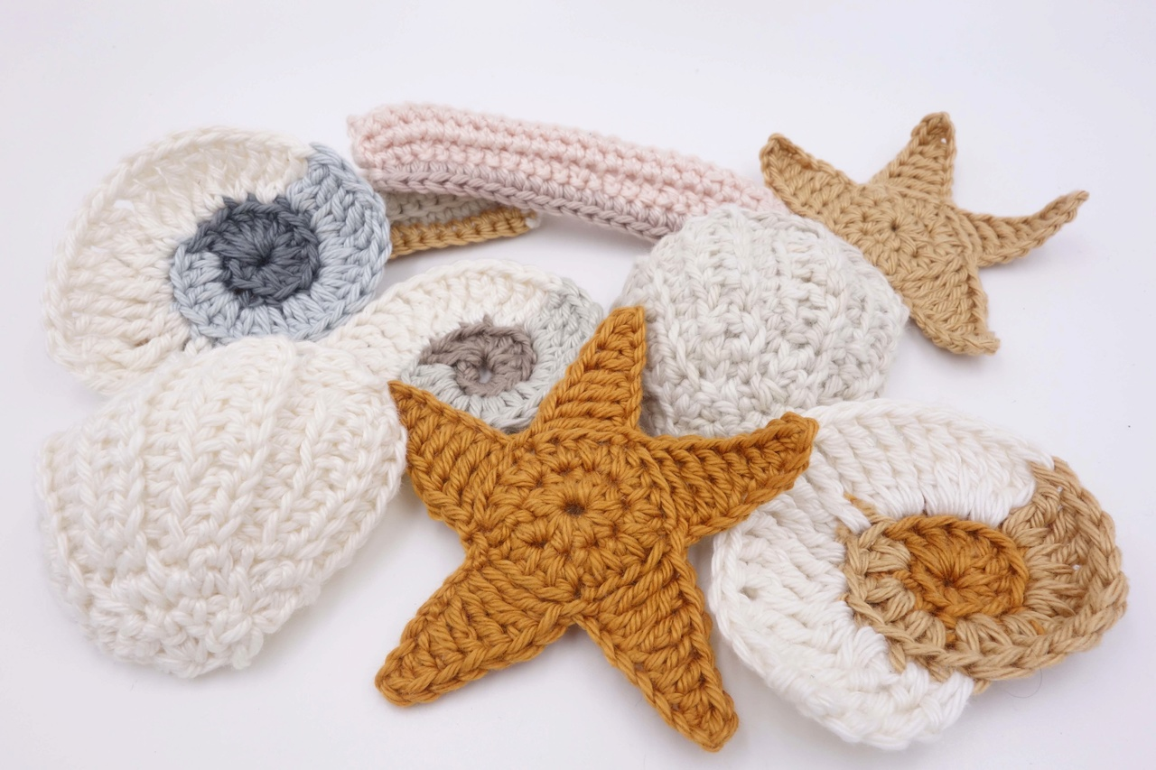Crochet Beach Haukel13