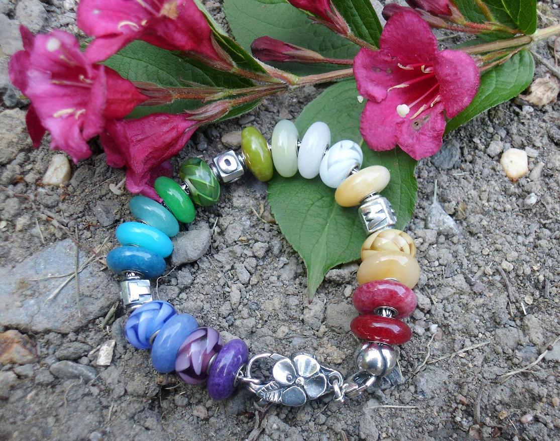 Favorite PERMANENT bracelet showcase! Regenb10