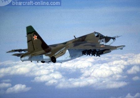 التحفه الأمريكيه a10 thunderbolt  و منافستها الروسيه su 25 vircot  B.61.3