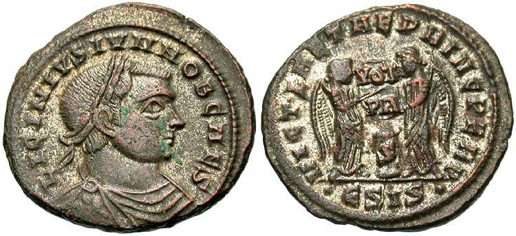 Mes Constantins - Page 5 LiciniusII-RICVII-88-dotESISdot