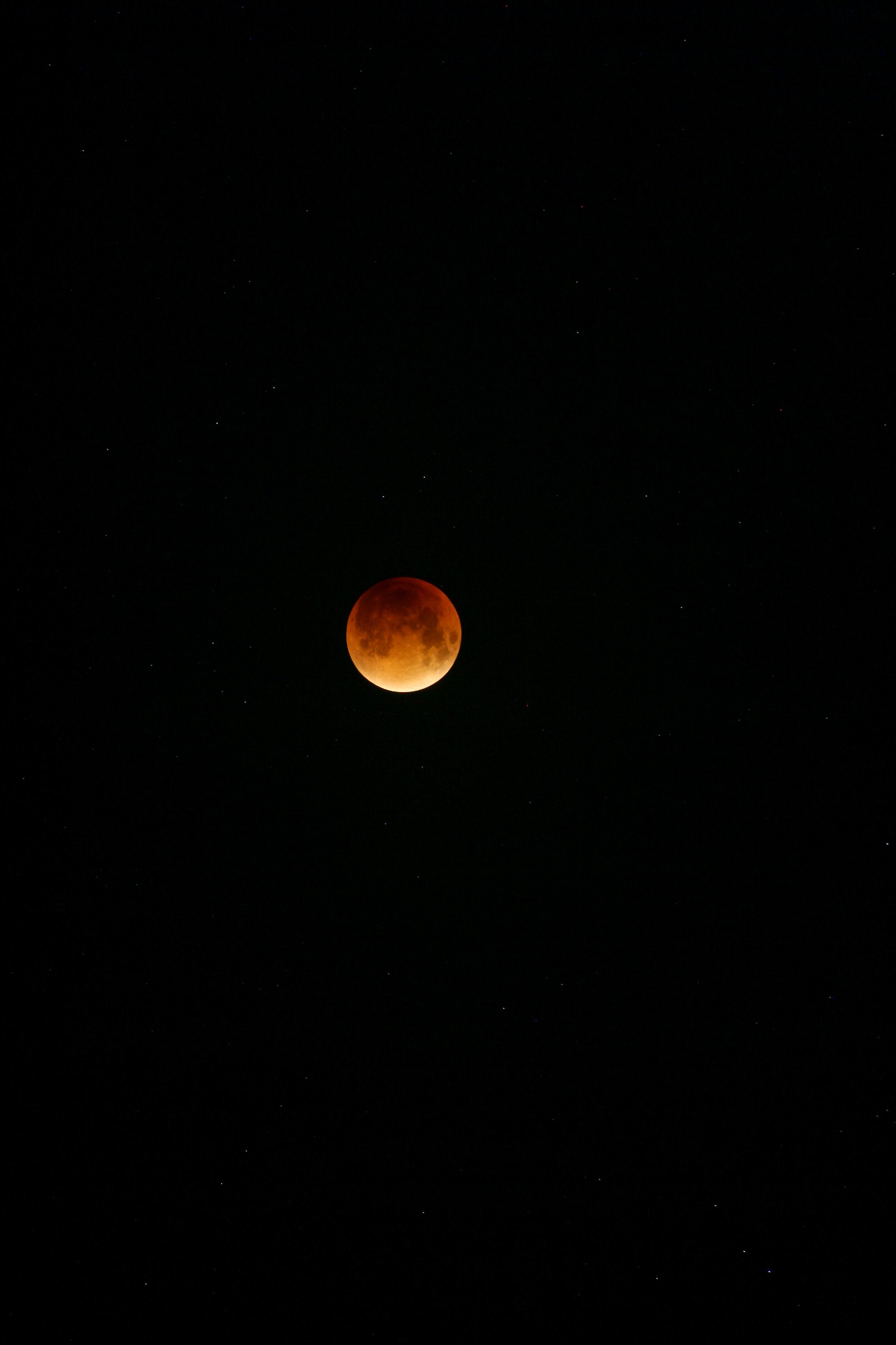 Photo eclipse de lune 2015 THDG_Full_Moon_28092015