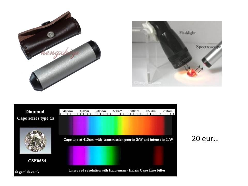Spectro pas cher... Slide1