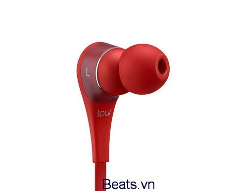 Beats.vn Tai nghe Beats Tour 2 2016 dành cho IPhone 6, 6S Beats-tour-red