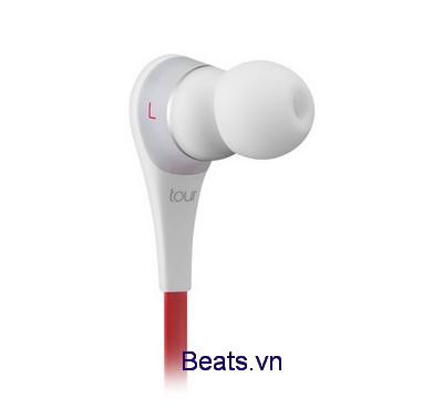 Beats.vn Tai nghe Beats Tour 2 2016 dành cho IPhone 6, 6S Beats-tour-white