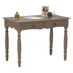 Cette chambre à coucher Table-a-ecrire-taupe