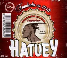 La Cerveza  Hatuey%20etiqu