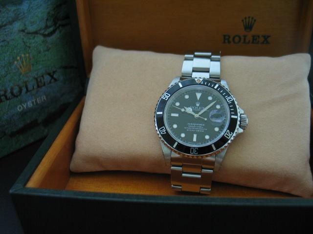 News : Swatch chrono automatique - Page 4 Rolex16610Sub1