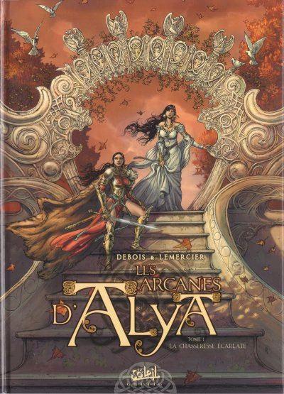 Les arcanes d'Alya [Debois, Lemercier] ArcanesDalya01_66103