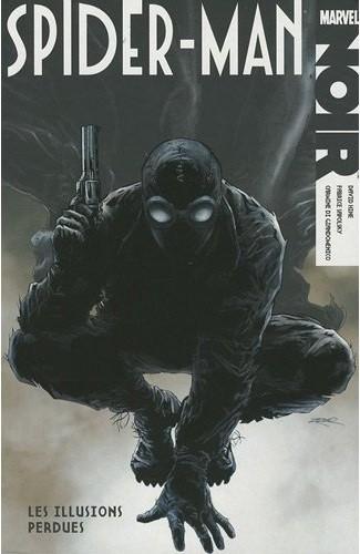 Spider-Man Noir [Di Giandomenico, Sapolsky, David Hine] Couv_100283