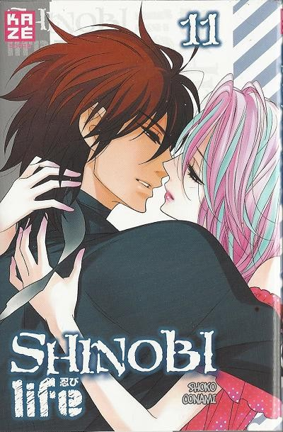 [MANGA] Shinobi Life Couv_165966