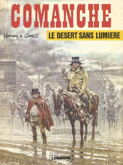 Comanche Comanche05couv