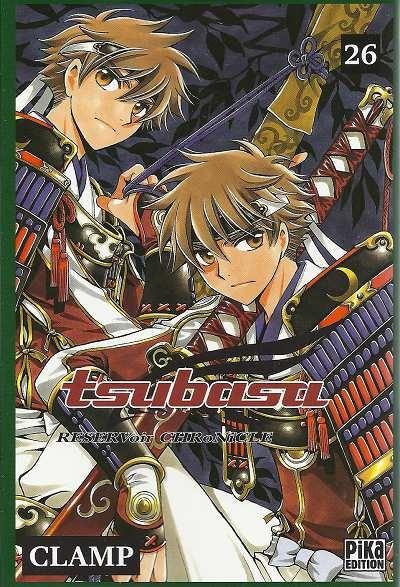 [Rech] Mangas ! Tsubasa Reservoir Chronicle Tomes 26 et 27 ! Couv_111327
