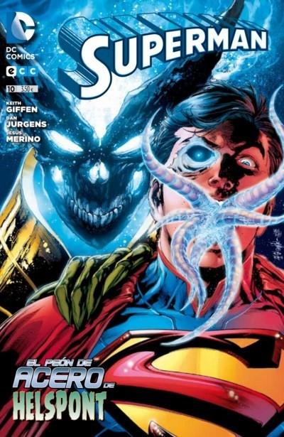 COLECCIÓN DEFINITIVA: SUPERMAN [UL] [cbr] Couv_221730