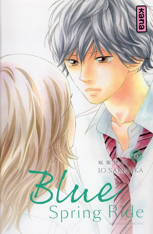 [MANGA/ANIME] Blue Spring Ride (Ao Haru Ride) Couv_227772