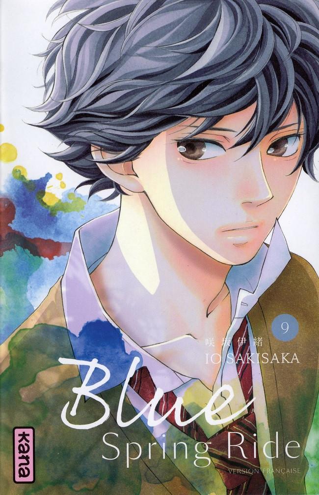 [MANGA/ANIME] Blue Spring Ride (Ao Haru Ride) Couv_249259