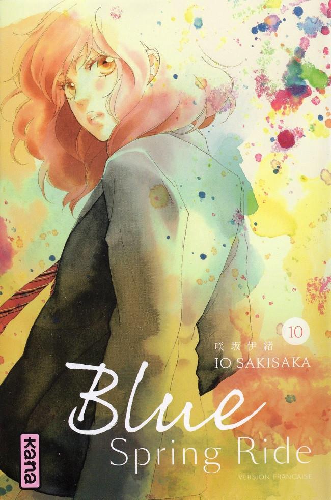 [MANGA/ANIME] Blue Spring Ride (Ao Haru Ride) Couv_250822