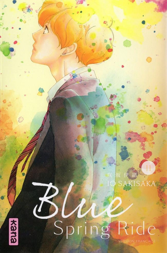 [MANGA/ANIME] Blue Spring Ride (Ao Haru Ride) Couv_257622