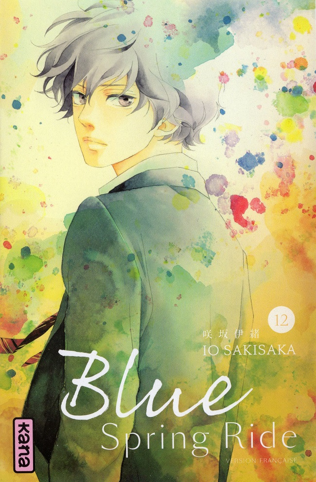 [MANGA/ANIME] Blue Spring Ride (Ao Haru Ride) Couv_278149
