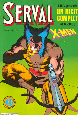 Marvel : UN RECIT COMPLET MARVEL RCM1_26012003