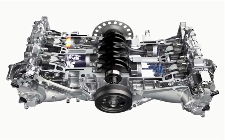 Possível novidades nos motores das BMW BOXER4-2