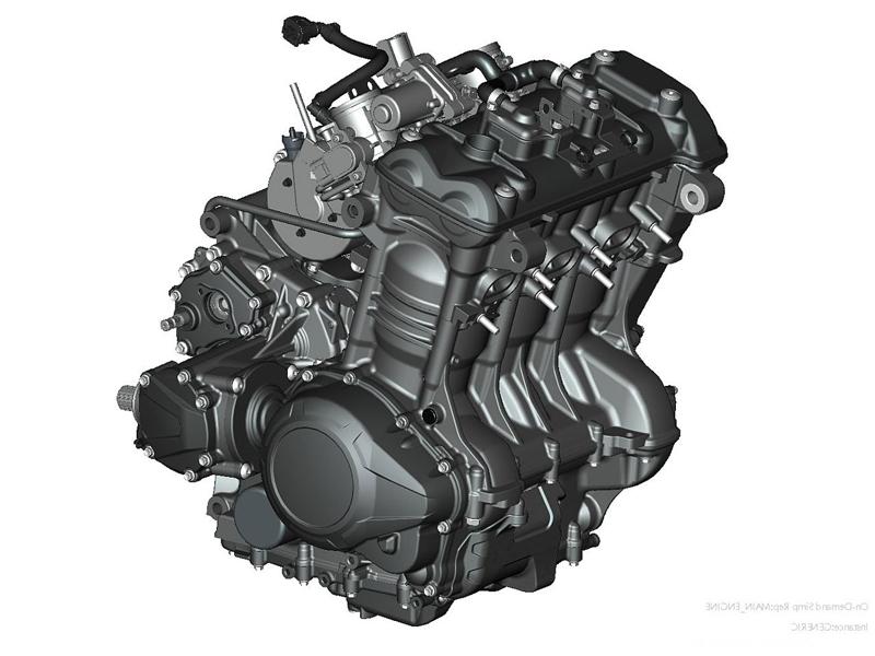 Possível novidades nos motores das BMW F3-1