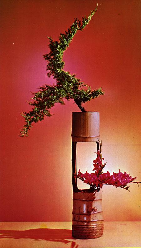 cvjetni aranžmani Ikebana1