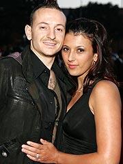 Chester and Talinda Bentley Chester_bennington