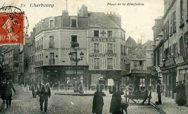 Pošalji mi razglednicu, neću SMS, po azbuci - Page 5 Cherbourg-2