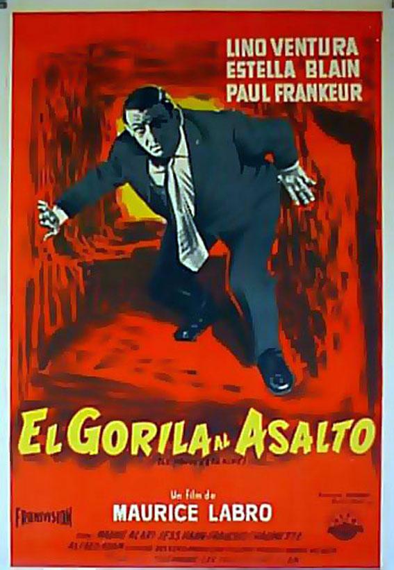 Le Gorille vous salue bien 16313