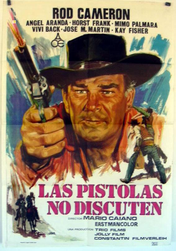 Mon Colt fait la loi - Le pistole non discutono - Mario Caiano - 1963 - Page 2 33539