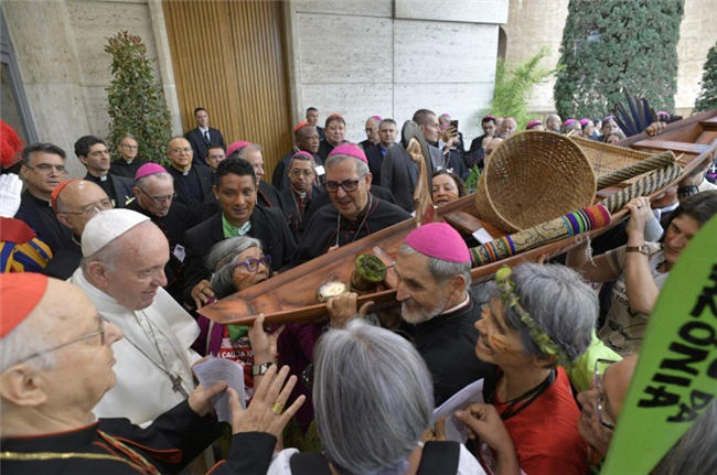 News au 26 octobre 2019 Synode-des-paradoxes