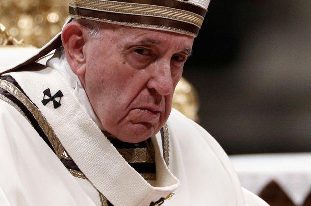 News au 18 mars 2020 Pape_francois_tronche