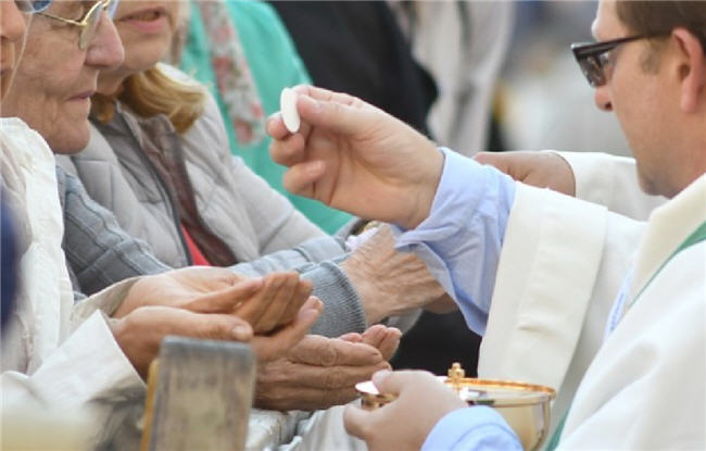 News au 4 mars 2020 Communion