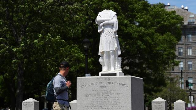 News au 20 juin 2020 Statue-chr-colomb
