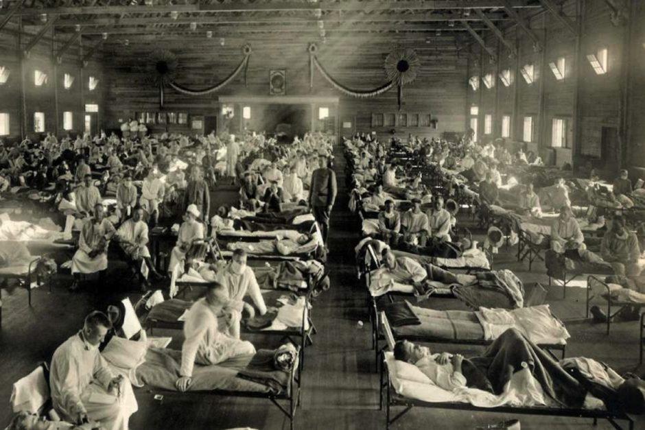 News au 3 juillet 2020 Grippe-espagnole