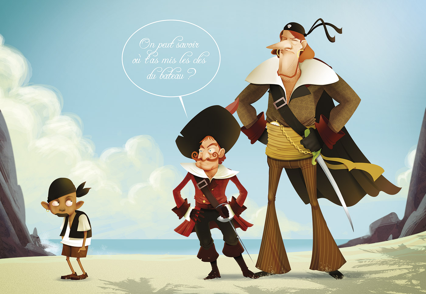 Kuikui Pirates