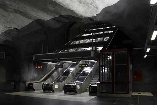 Метро в Стокгольме Stockholm-metro11