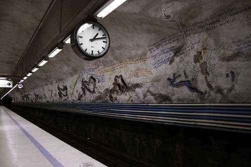 Метро в Стокгольме Stockholm-metro12